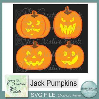 Jack Pumpkins PV