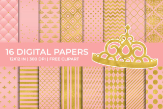 Pink-and-Gold-Foil-Digital-Papers-Set-Graphics-4348142-1-1-580x387